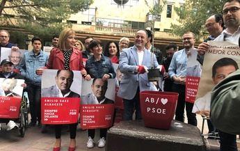 El socialista Emilio Sáez puede ser el nuevo alcalde de Albacete