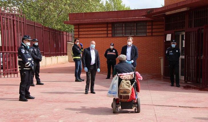 El Ayuntamiento de Albacete concede ayudas de emergencias a familias y atiende a personas sin hogar