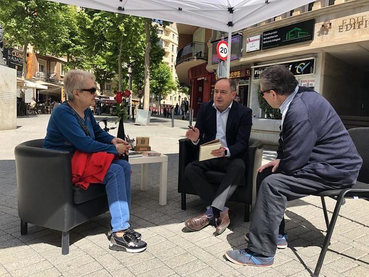 Emilio Sáez (PSOE) dice que el Ayuntamiento de Albacete lo gobernarán todos los ciudadanos