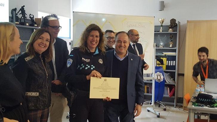 Clausurado el curso para agentes de policía para formarlos contra la radicalización de conductas