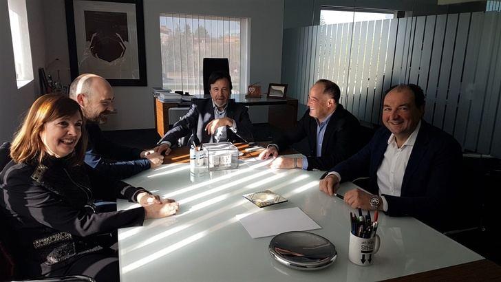 Emilio Sáez explica las propuestas del PSOE de Albacete para dinamizar el comercio local