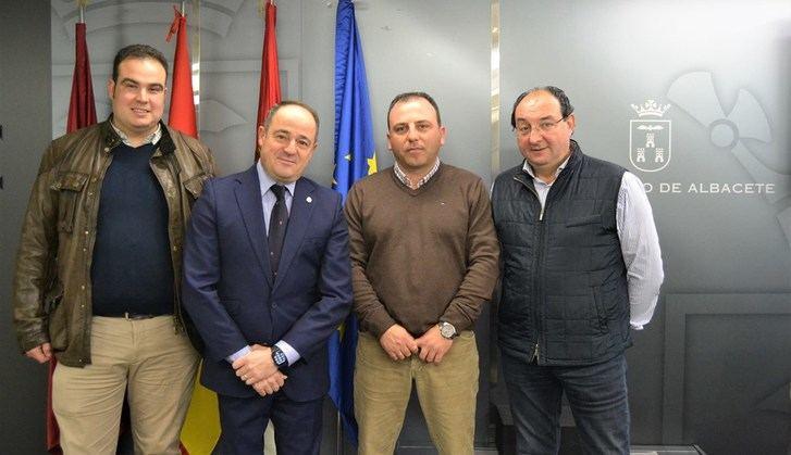 El Ayuntamiento de Albacete cederá espacios para que haya unas instalaciones para la práctica del Tiro Olímpico