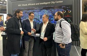 El Ayuntamiento contrasta en la Smart City Expo Word Congress proyectos e iniciativas para construir un Albacete 'inteligente'