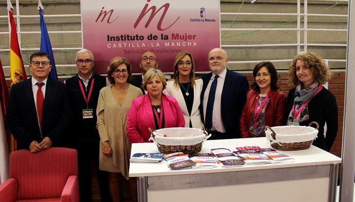 La VIII Feria de Mujeres Emprendedoras de Castilla-La Mancha registra cerca de 1.000 visitantes