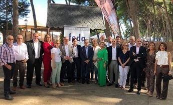 Encuentro empresarial en la comarca de Hellín que llega ya a su novena edición