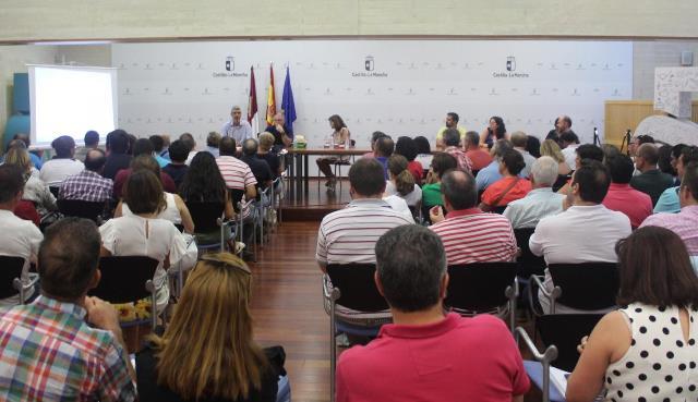 Más de 80 empresas están interesadas en concursar por las rutas escolares en Castilla-La Mancha