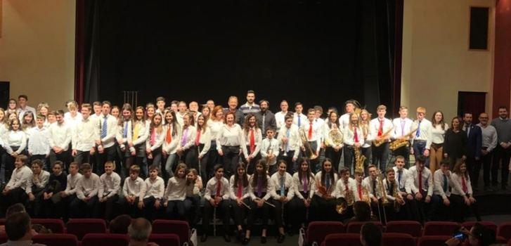 El II Encuentro de Bandas de Música de Albacete sirve para recuperar cultura y tradiciones de la provincia