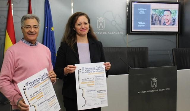 La 19 edición del 'Encuentro de Cuadrillas' tendrá este año doble jornada en Albacete