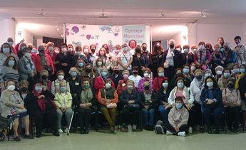 Las Asociaciones de Mujeres de Albacete regresan a su actividad presencial con un encuentro en Santa Ana