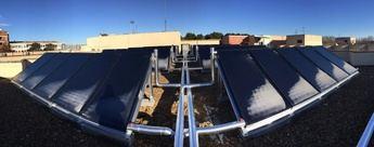 La energía eléctrica consumida en más de 250 centros sanitarios del SESCAM es de origen renovable