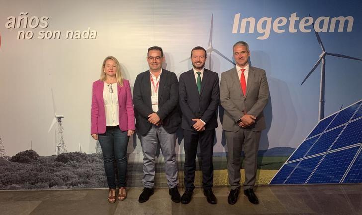 La Junta de Castilla-La Mancha reafirma su apuesta por fomentar las energías renovables