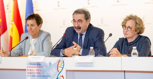La Junta atiende a 82 pacientes en unidad de enfermedades raras en 18 meses, en Albacete y Toledo