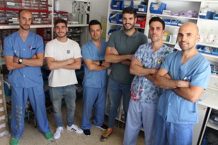 Premio para el personal de enfermería del hospital de Toledo por un trabajo sobre el cuidado de heridas complejas en traumatología