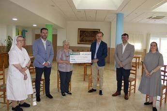 El mundo del toro e instituciones locales recaudan 17.530 euros para el Cotolengo de Albacete