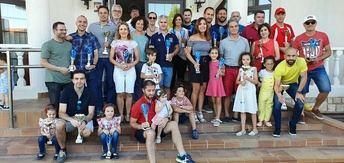 Intensa actividad en el Club de Tenis Albacete, con el final de las ligas de tenis y pádel