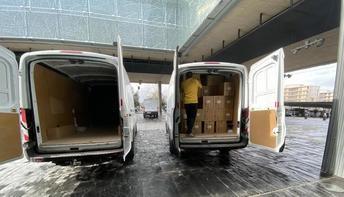 Castilla-La Mancha ha superado los 39 millones de artículos de protección enviados a los centros sanitarios