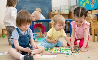 Del 12 de marzo al 5 de abril se puede solicitar plaza de ingreso en las escuelas infantiles de la Junta