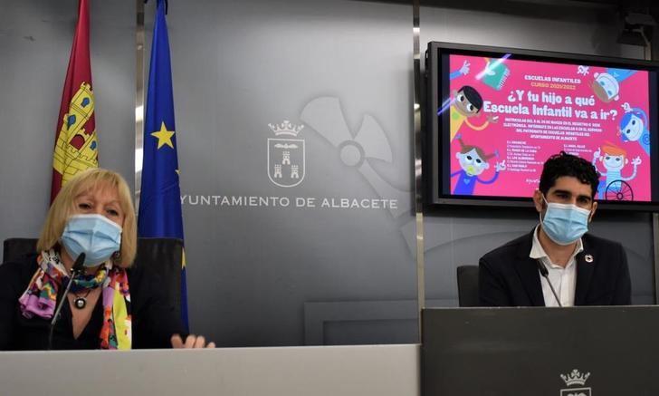 El Ayuntamiento de Albacete abre el plazo de solicitud de sus escuelas infantiles