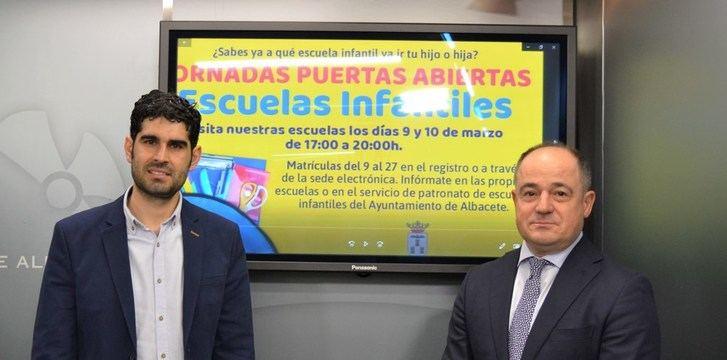 El lunes se abre el plazo de inscripción de las Escuelas Infantiles del Ayuntamiento de Albacete