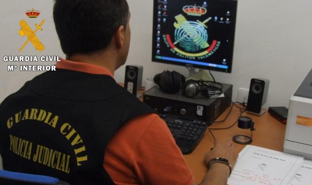 La Guardia Civil de Albacete detiene a tres vecinos de Villamalea por simular una estafa en apuestas online