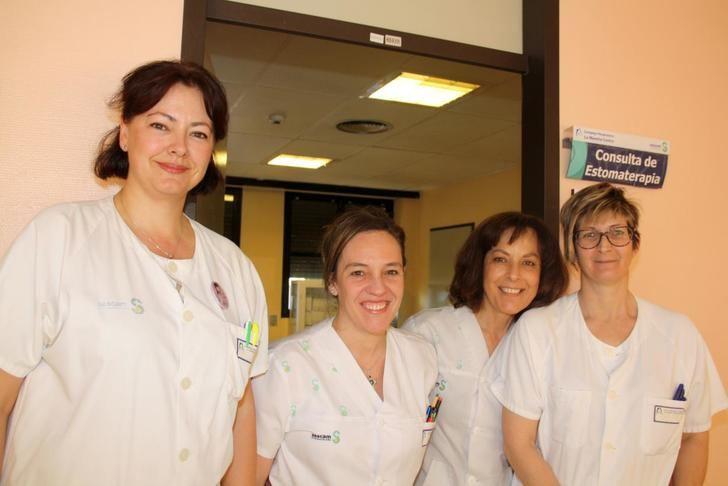 El Hospital Mancha Centro de Alcázar amplía la consulta de estomaterapia