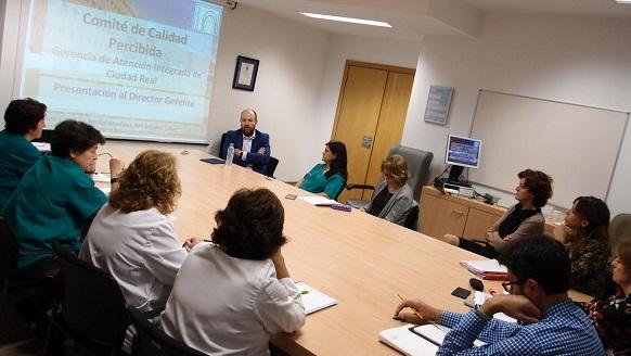El Hospital de Ciudad Real quiere evaluar la calidad que perciben los pacientes en su atención sanitaria