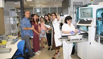 Estudiantes de medicina de China elige Castilla-La Mancha para ampliar sus conocimientos y conocer la sanidad española