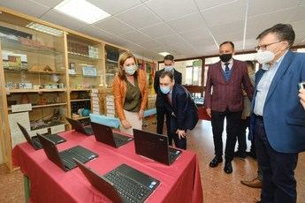 Estudiantes en situación de vulnerabilidad de C-LM recibirán más de 18.600 ordenadores del programa Educa en Digital