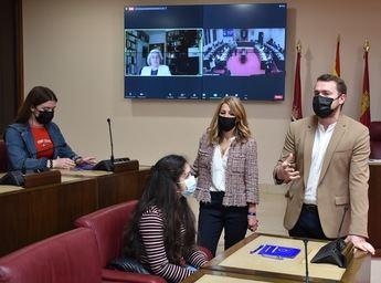 El Centro 'Europe Direct' se traslada al edificio del Ayuntamiento de Albacete