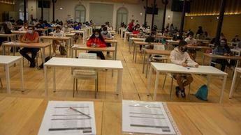 Ha comenzado la EvAU extraordinaria en la UCLM con 1.060 matriculados