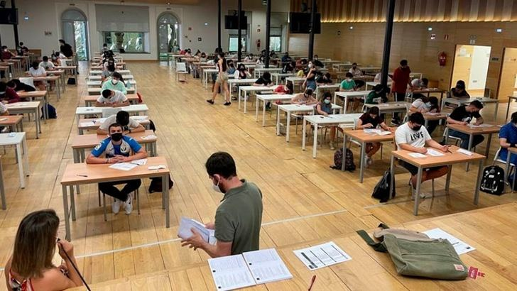 El 81,50% de los estudiantes aprueba la convocatoria extraordinaria de EvAU en el distrito universitario de C-LM