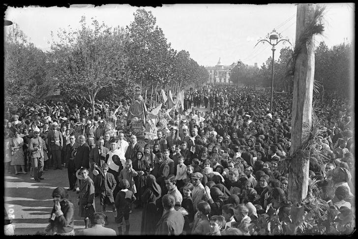 Homenaje a la historia de la Feria de Albacete recuperando en la web de Cultura de la Junta la exposición del III Centenario