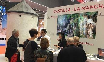 Castilla-La Mancha, presente en la feria de turismo 'Expovacaciones' que se ha celebrado en Bilbao