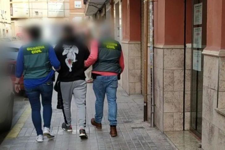 Diez detenidos en Toledo, Madrid y Valencia, por estafa en una operación derivada de una red de extorsión sexual