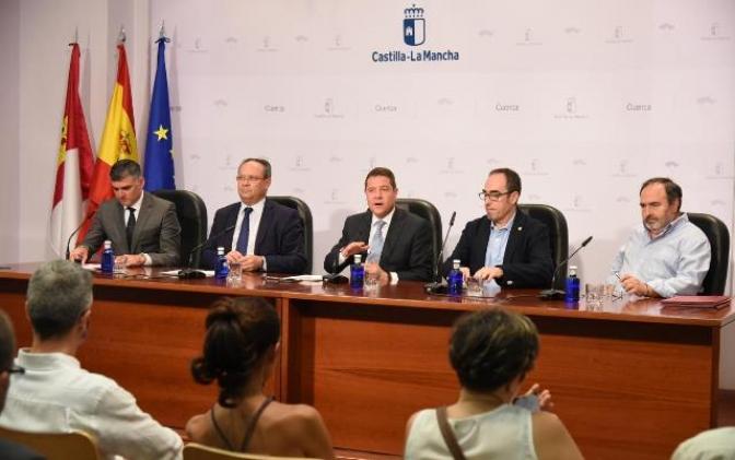 El III acuerdo por la estabilidad de Castilla-La Mancha garantizará la calidad de los servicios públicos