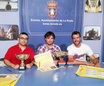 El I Open Maracañí de Tenis se celebra este fin de semana en La Roda