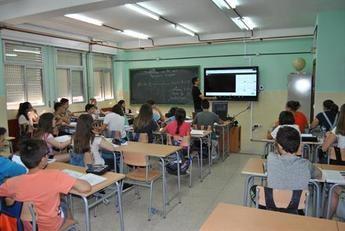 La vuelta a las aulas en Castilla-La Mancha comenzó sin apenas incidencias en los centros educativos