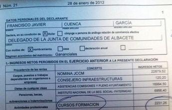 El candidato del PP a la Alcaldía de Albacete se defiende de las acusaciones del PSOE