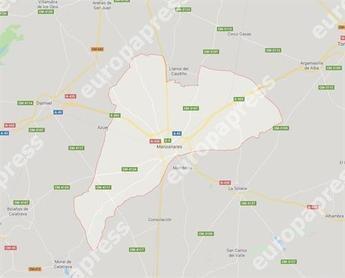 Muere un hombre de 61 años tras salirse de la vía un turismo en Manzanares (Ciudad Real)