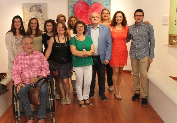 Homenaje de la Junta de Castilla-La Mancha a los artistas que expusieron en la Casa Perona