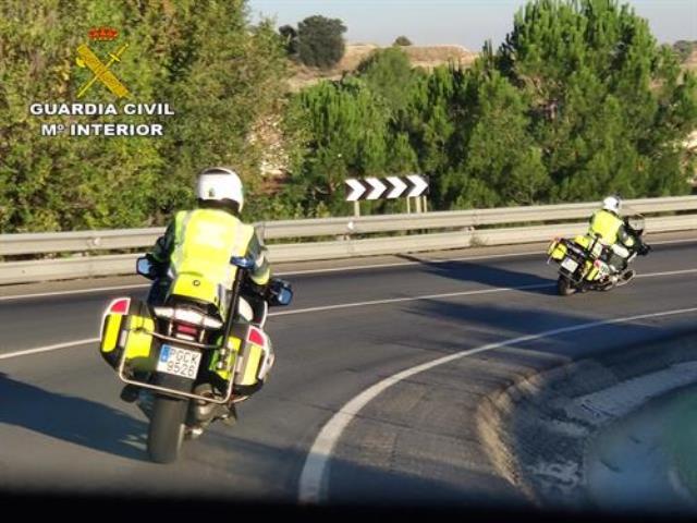 Investigado a un conductor por circular a 180 kilómetros por hora en un tramo limitado a 90, en Almagro (Ciudad Real)