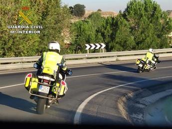 Castilla-La Mancha cierra la operación especial de agosto con 3 heridos graves y 11 leves