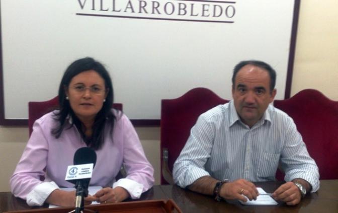 El Ayuntamiento de Villarrobledo ha reducido en dos años la deuda municipal de forma sensible