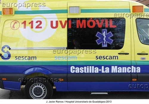 Sanidad decreta servicios mínimos durante la huelga de ambulancias en Albacete, Ciudad Real y Guadalajara
