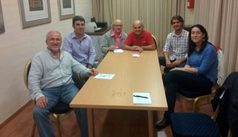 Dirigentes de UPyD Albacete se reúnen con dirigentes de la asociación de vecinos del Barrio Universidad