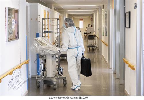 628 nuevos contagios y dos nuevos fallecimientos en Castilla-La Mancha, ambos en la provincia de Ciudad Real
