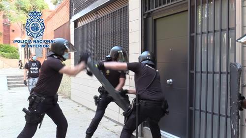 Desarticulada una banda criminal por 23 robos en comercios de varias provincias, entre ellas Ciudad Real