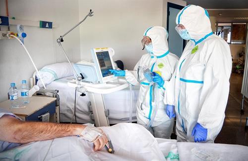 Castilla-La Mancha dispara sus datos y confirma 6.409 nuevos casos de coronavirus en el fin de semana