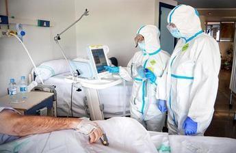 Castilla-La Mancha reduce los nuevos casos por coronavirus a 831 y desciende los ingresados en UCI