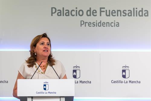 Un millón de mascarillas se repartirán para el próximo curso en centros educativos y universidades de Castilla-La Mancha